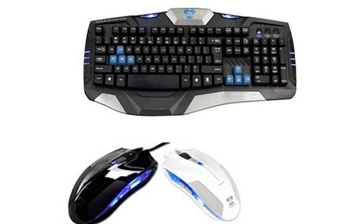 Combo Bàn phím & Chuột máy tính E-BLUE™ EKM739 - EMS108