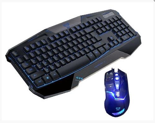 Combo Bàn phím & Chuột máy tính E-BLUE™ EKM708 - EMS622