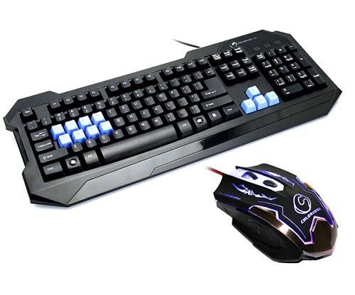Combo Bàn phím & Chuột máy tính Colovis C95 USB GAME (CH)