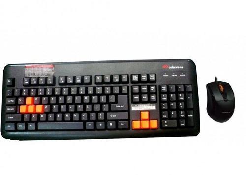 Combo Bàn phím & Chuột máy tính Colovis 8888 USB GAME