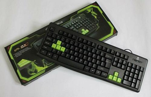 Combo Bàn phím & Chuột máy tính Coolerplus F123