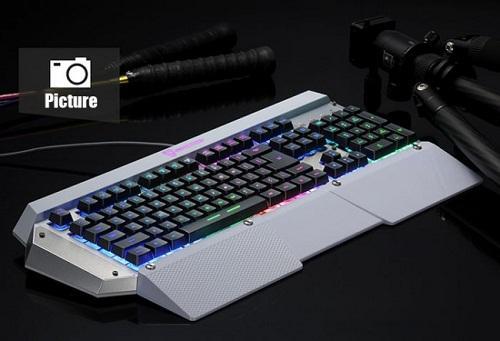 Bàn phím Motospeed K800L GAME USB Chính Hãng