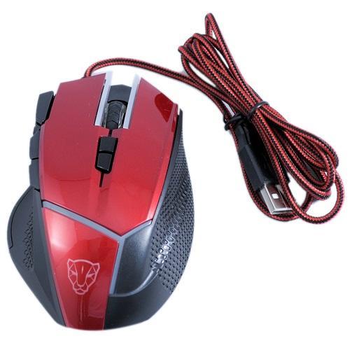 Chuột máy tính Motospeed V18-800/1200/2000DPI - LED