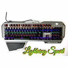 Bàn phím cơ Lightning Sport