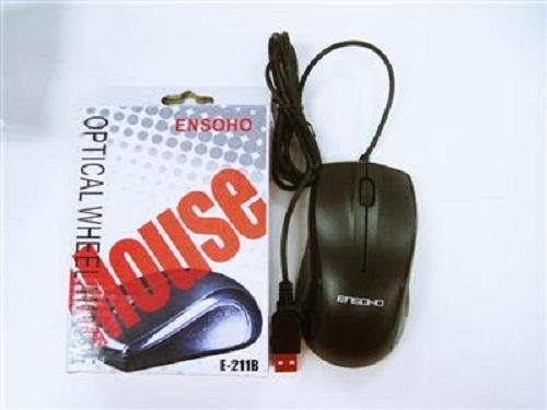 Chuột máy tính Ensoho E-211B/E-212B USB
