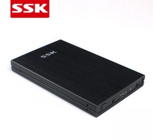 "Hộp Box ổ cứng SSK HDD Sata 2.5"" V300"