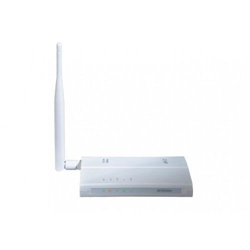 Thiết bị mạng - Router Buffalo 4PORTS 1 ANGTEN RỜI 150Mbp