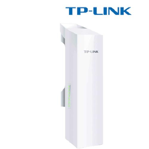 Thiết bị mạng - Router TP-Link CPE 210 Outdoor Wireless Chuẩn N 2.4Ghz 300Mps bán kính 100m