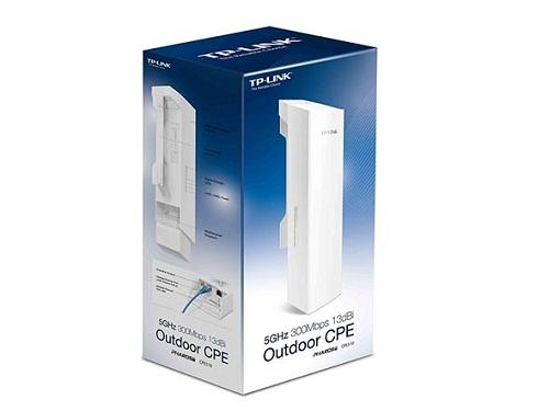 Thiết bị mạng - Router TP-Link CPE 510 Outdoor Wireless Chuẩn N 5Ghz 300Mps bán kính 100m