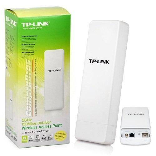 Thiết bị mạng - Router TP-Link 7510N Outdoor Wireless Chuẩn N 5Ghz 150Mps bán kính 100m