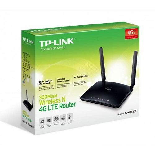 Thiết bị mạng - Router TP-Link TL-MR6400(EU)