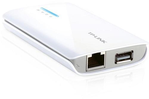 Thiết bị mạng - Router TP-Link TL-MR3040