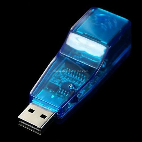 USB Ra Cổng Lancard (Card Mạng) U515 CHÍNH HÃNG
