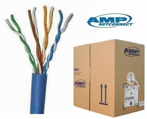 Cable AMP CAT6 UTP 305M- chính hãng
