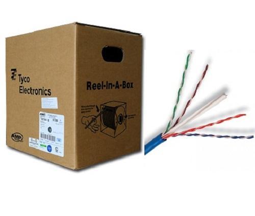 Cable AMP CAT6 FTP 305M- chính hãng