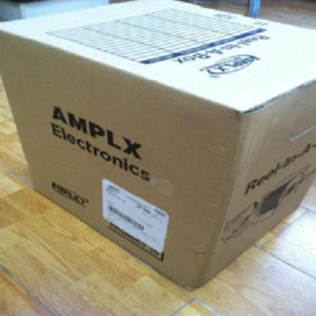 Cable AMP Cat 6B 0718(9KG) Màu Xanh 305m Pro