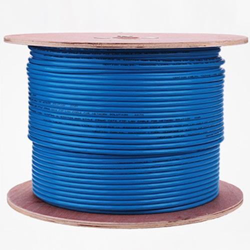 Cable AMP - Cat 6E 0916 305m(BẠC Chống nhiễu) 1Thùng 10k