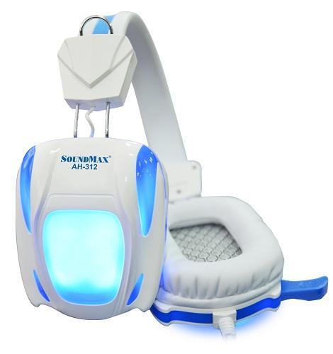 Tai Nghe Soundmax AH312 - LED