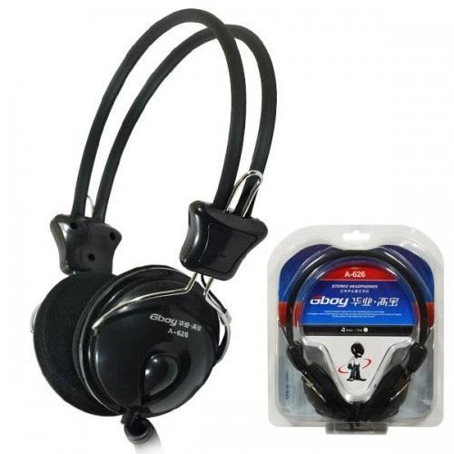 Headphone GB 626 DÂY XOẮN ỐC BOX