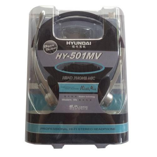 Headphone Huyndai 501MV - Box