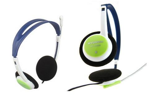 Headphone Huyndai 590MV - Box