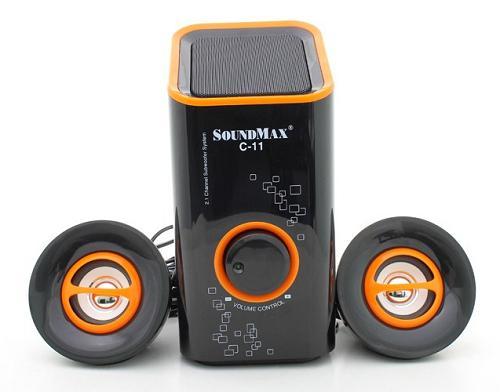 Loa SoundMax C11 2.1