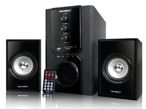 Loa SoundMax A960 2.1(USB, Thẻ nhớ, Bluetooth, Remote)
