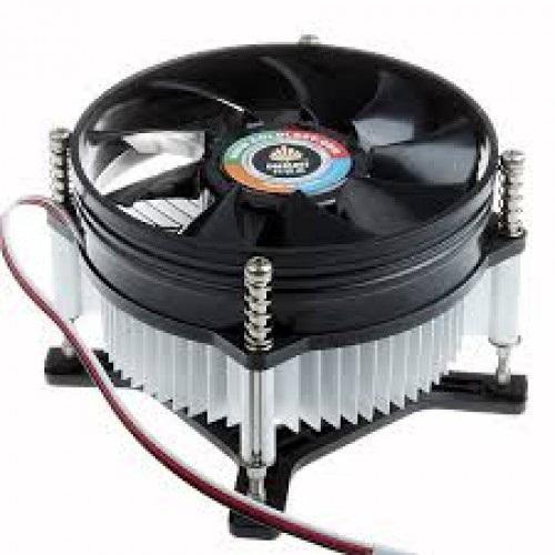 Tản nhiệt khí CPU SK 775 ĐỒNG (180G)/BOX CAM