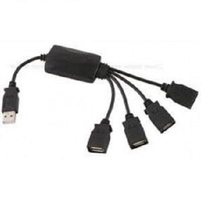 Hub USB 1 RA 4 USB BẠCH TUỘT HIỆU KINGMASTER