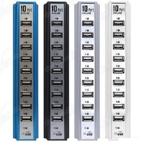 Hub USB 10port