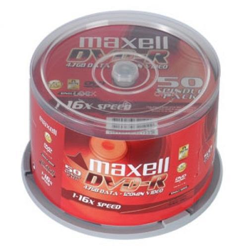 Đĩa DVD MAXCEL 1 blook 50 cái