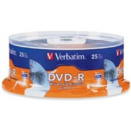 ĐĨA DVD VERBATIN 1 lốc 25 đĩa