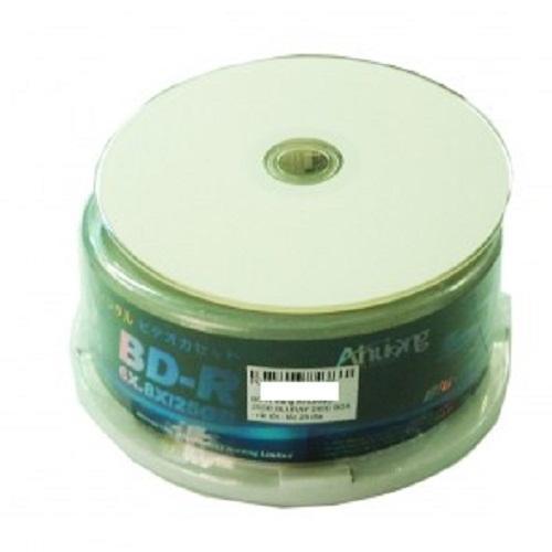 DVD trắng AHUANG BLURAY 50G 1 lốc 10 đĩa