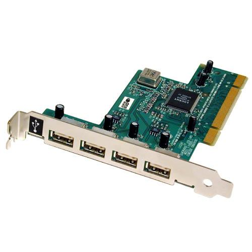 Card PCI SANG 4 USB (2.0)