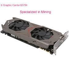 Card Màn Hình - VGA COLORFUL N1070 8GB - WKI (Mining VGA)