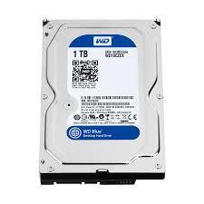 Ổ Cứng HDD Western 1TB Blue - 3.5
