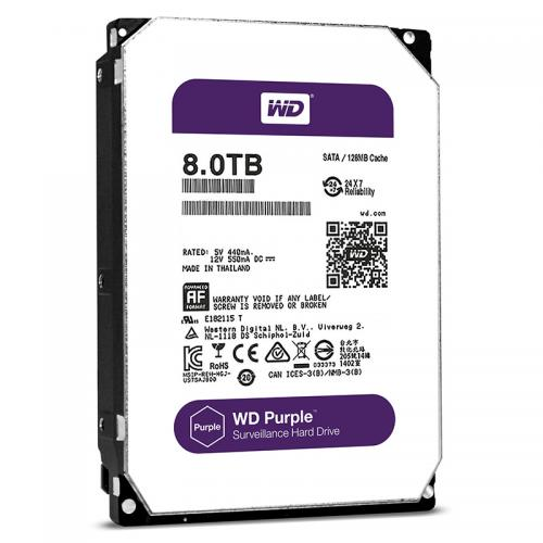 Ổ Cứng HDD WD Purple 8TB(TÍM)