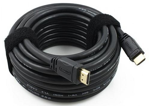 Dây cáp chuyển HDMI 15m 1.4 (15m) Unitek (Y-C 143)