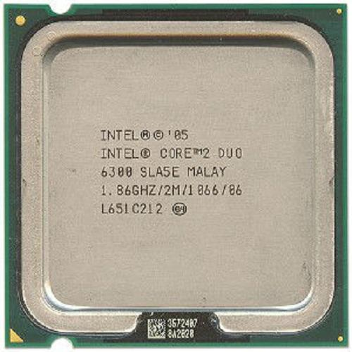 CPU Intel® Core 2 E6300