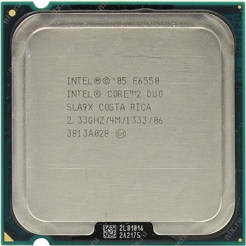 CPU Intel® Core E6550
