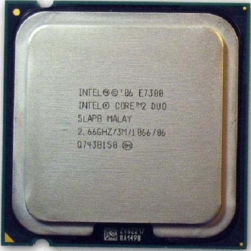 CPU Intel® Core 2 DUO E7300