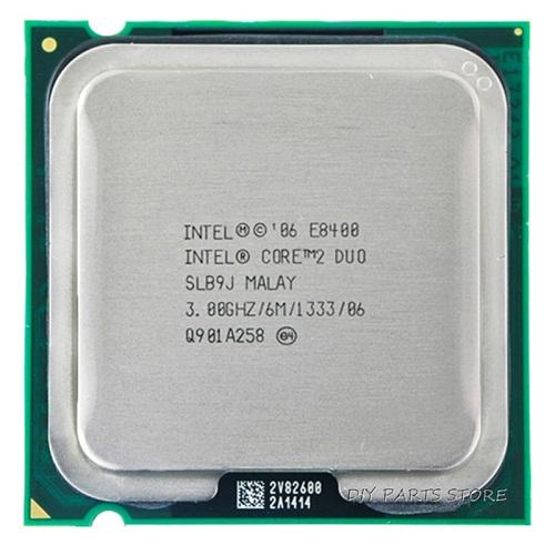 CPU Intel® Core 2 DUO E8400