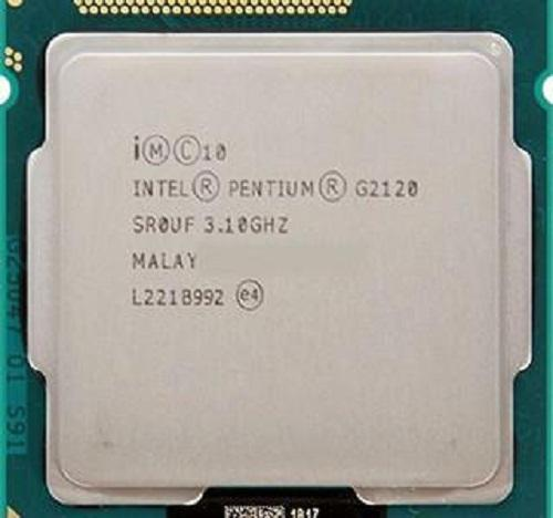 CPU Intel® Pentium G2120 SOCKET 1155 TRAY FAN I3