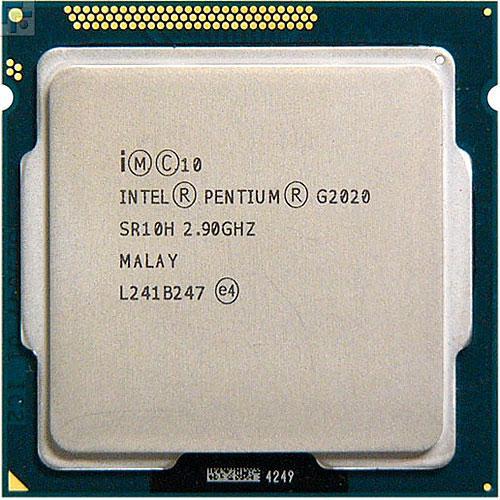 CPU Intel® Pentium G2020 TRAY FAN I3