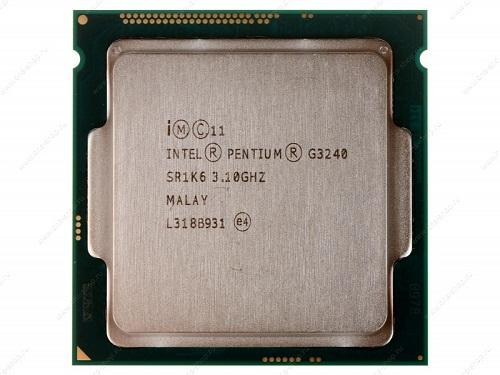 CPU Intel® Pentium G3240 TRAY FAN I3
