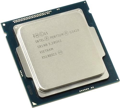 CPU Intel® Pentium G3420 TRAY FAN I3