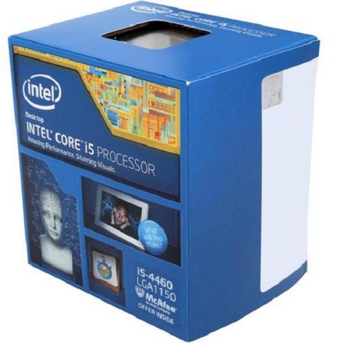 CPU Intel® Core i5 4460 TRAY FAN I3