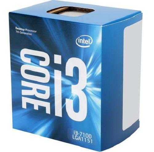 CPU Intel® Core i3 7100 (3M Cache, 3.9GHz) Box (KabyLake)