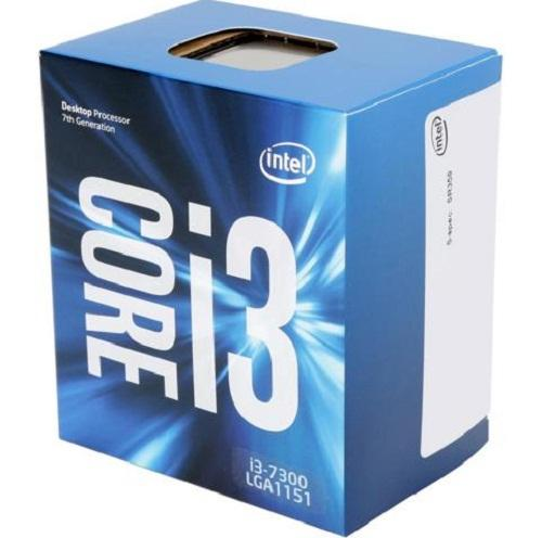 CPU Intel® Core i3 7300 (KabyLake)