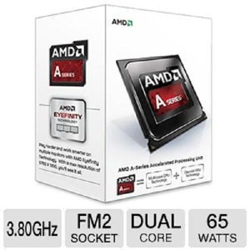 CPU AMD A4 7300 4.0 GHz (Trắng)